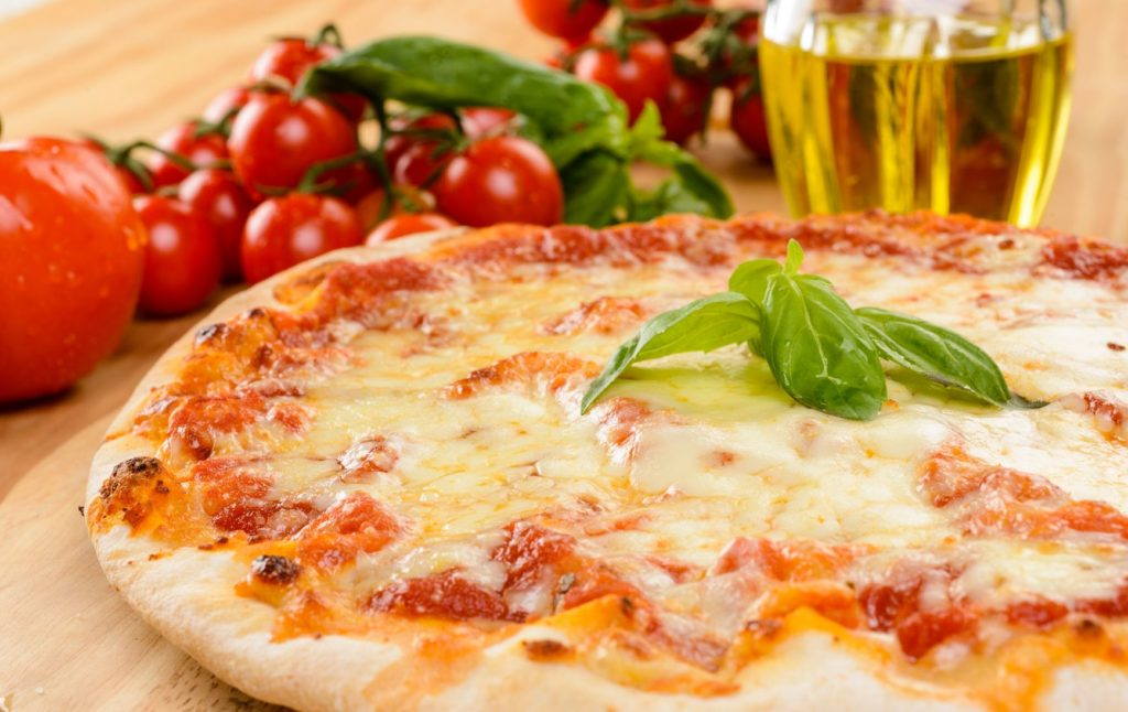 Ingredienti Pizza Margherita: tutti, dal primo all'ultimo
