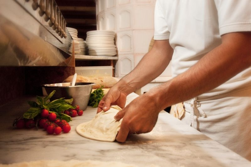 Divisa Pizzaiolo  tipologie di abbigliamento pizzaiolo e consigli ... 008c9476d602