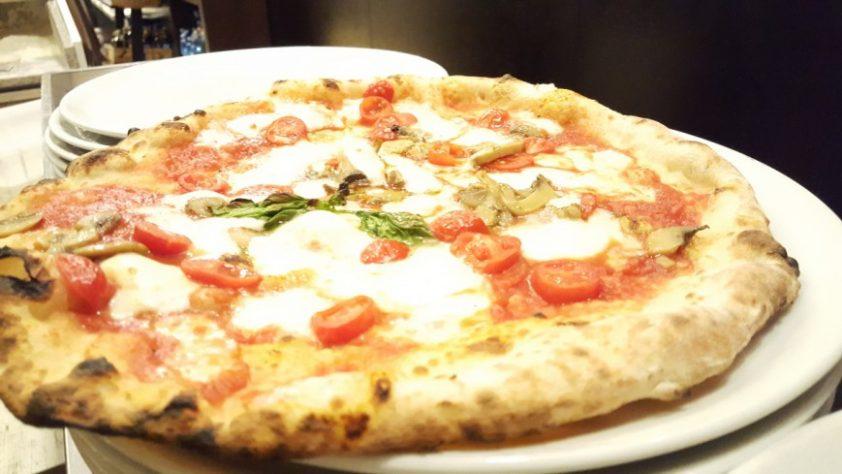 pizzeria caputo