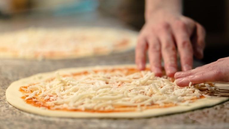 come fare la pasta della pizza