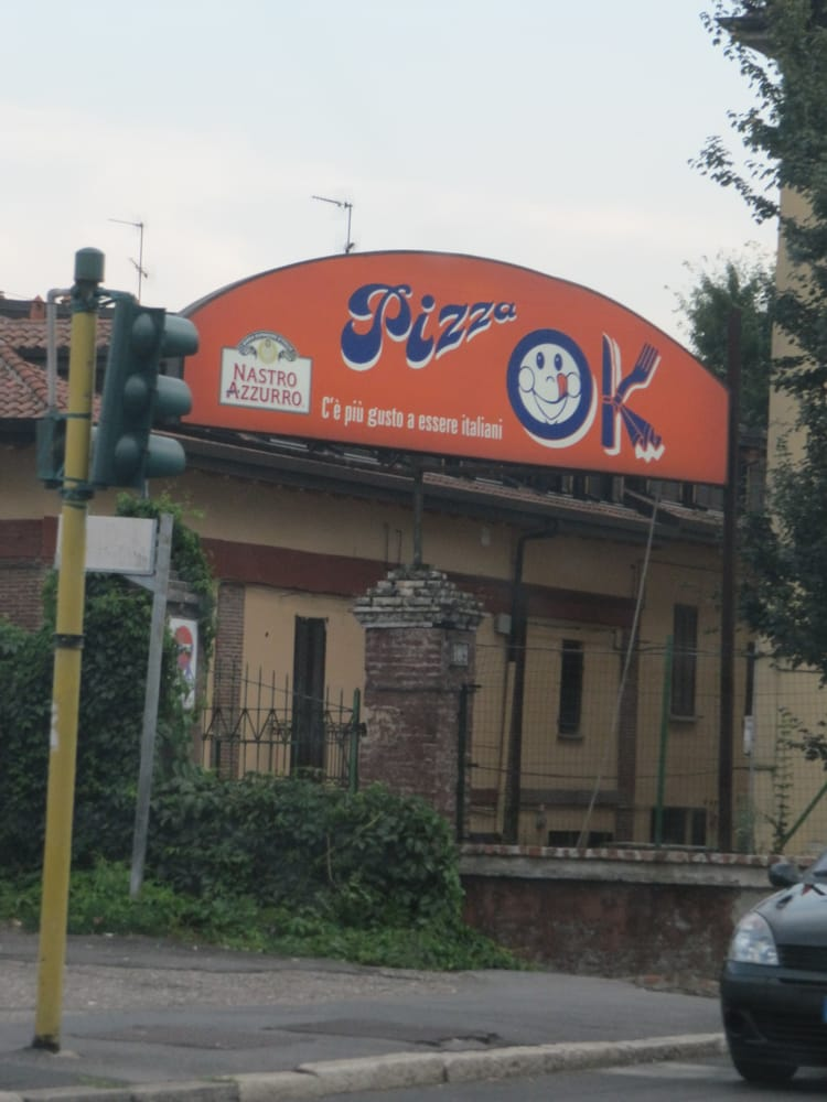 Pizza OK: scopri la pizzeria di Milano