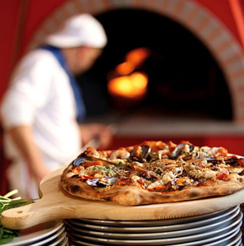 Lagardere Travel Italia – Pizzaiolo (Aeroporto Fiumicino – Roma)